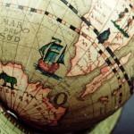 Globe-Antarctica