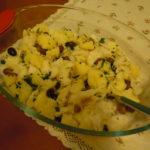 merluzzo con olive e patate