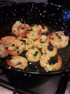cucina,ricette,pesce,POTACCHIO,zuppetta,vongole,latterini,frittura,totano