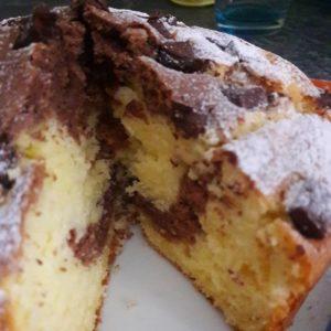 semifreddo,ricotta,torta